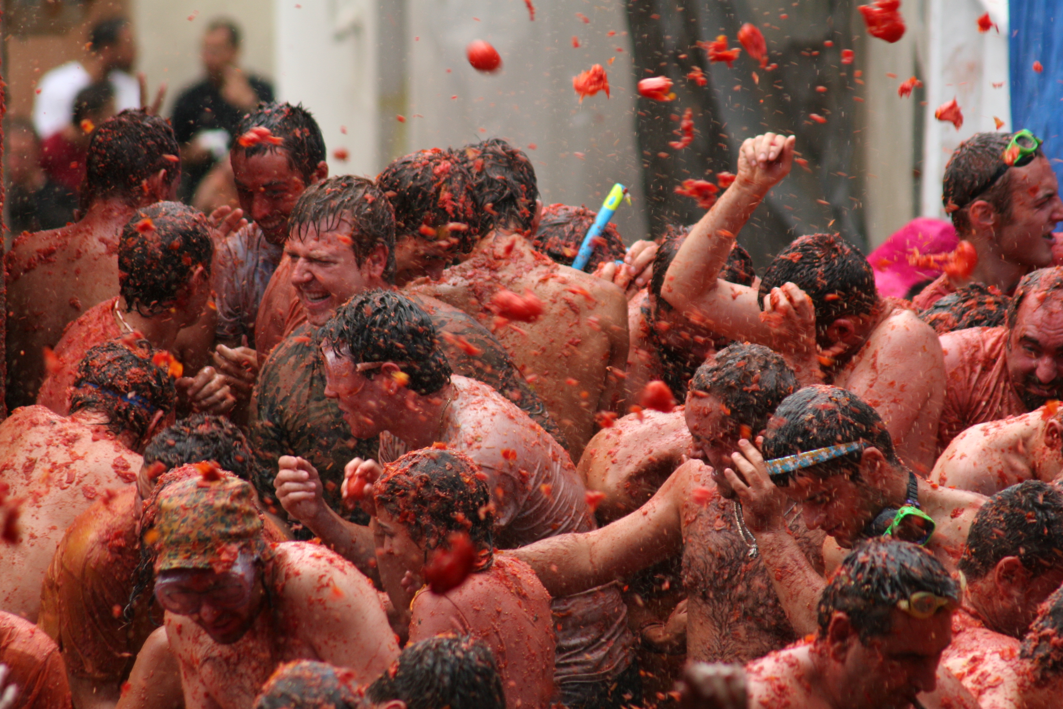 La Tomatina Festival - 8 Festivals From Around The World To Add To Your Bucket List