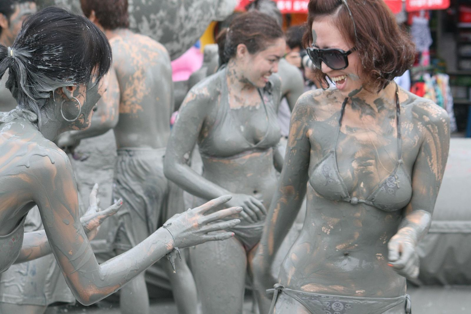 Boryeong Mud Festival - 7 Festivals From Around The World To Add To Your Bucket List