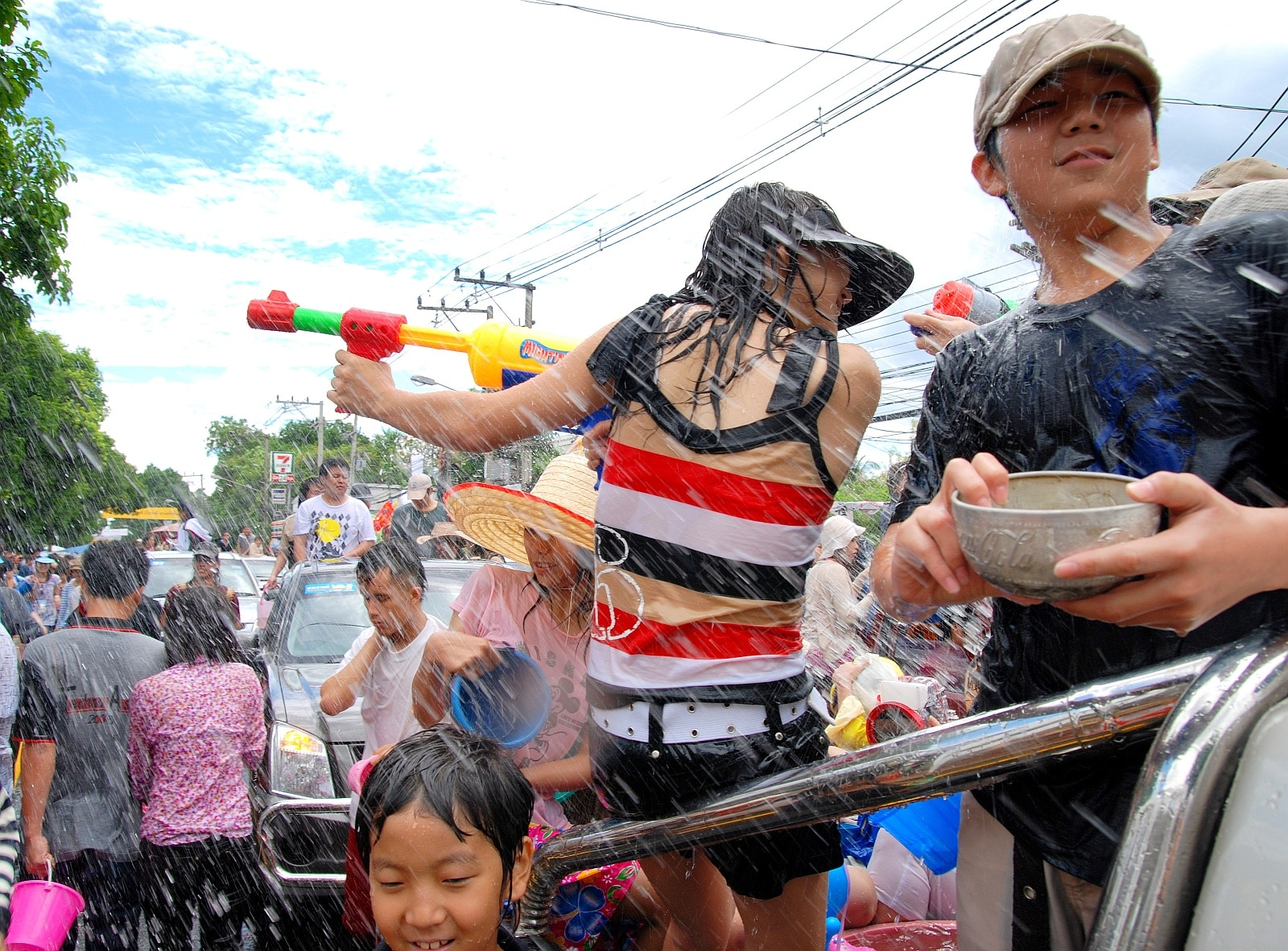 Songkran Water Festival - 8 Festivals From Around The World To Add To Your Bucket List