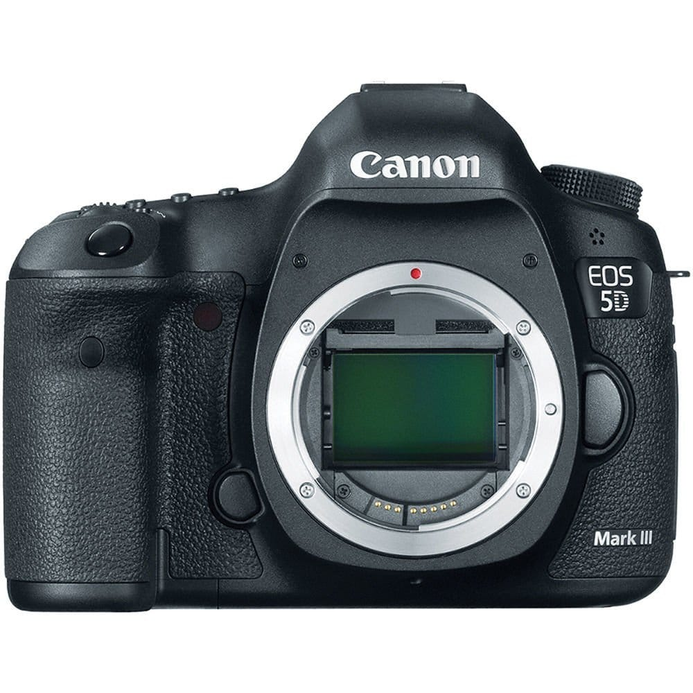 Canon 5d Mark III - The Best Cameras For Travel Bloggers & Travelers