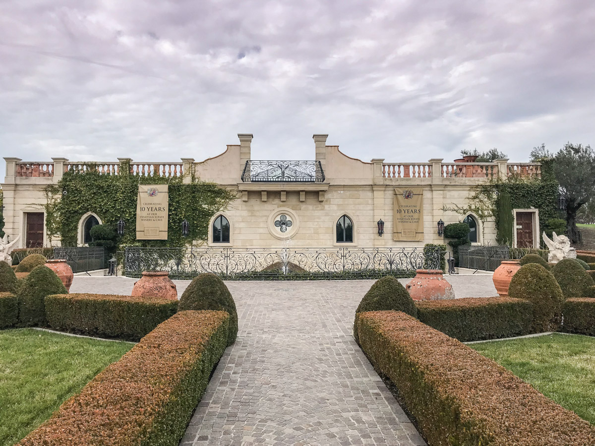 A Weekend in Wine Country: Getaway Guide to Napa Valley - Del Dotto