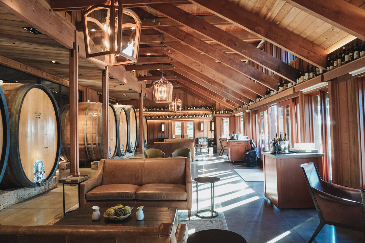 A Weekend in Wine Country: Getaway Guide to Napa Valley - Joseph Phelps
