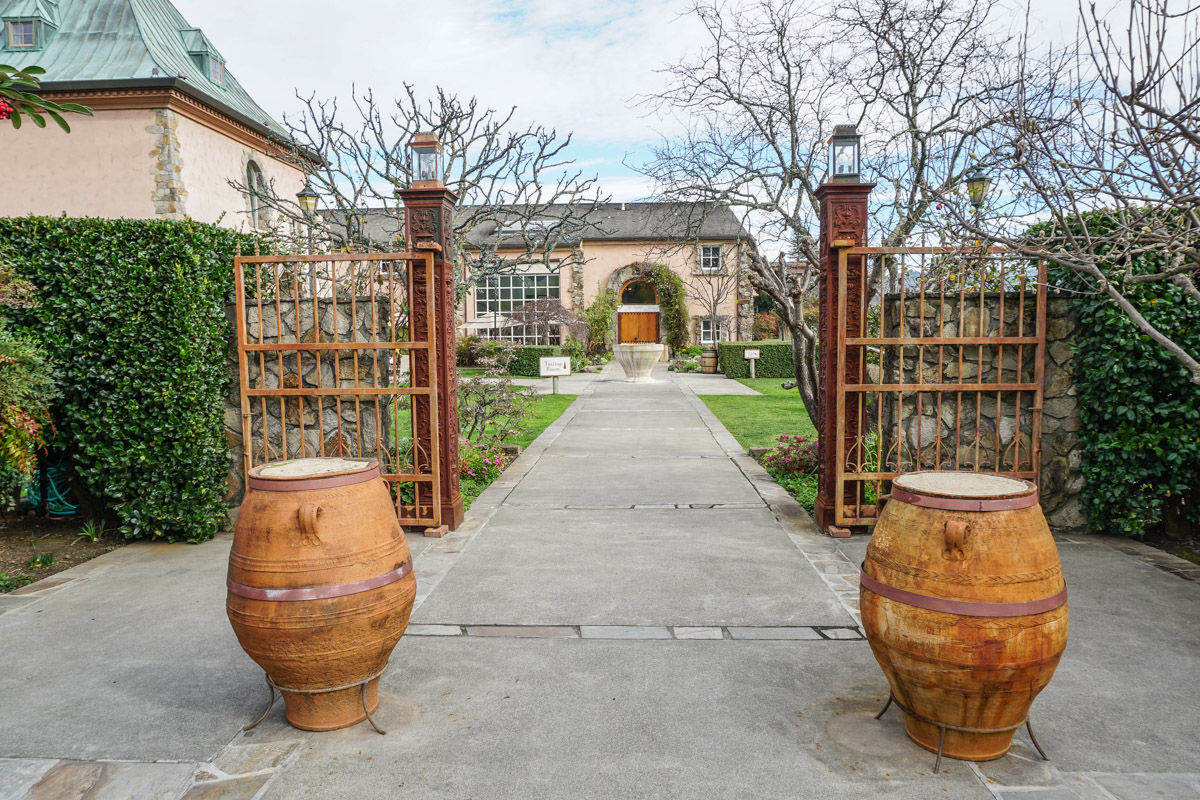 A Weekend in Wine Country: Getaway Guide to Napa Valley - Peju