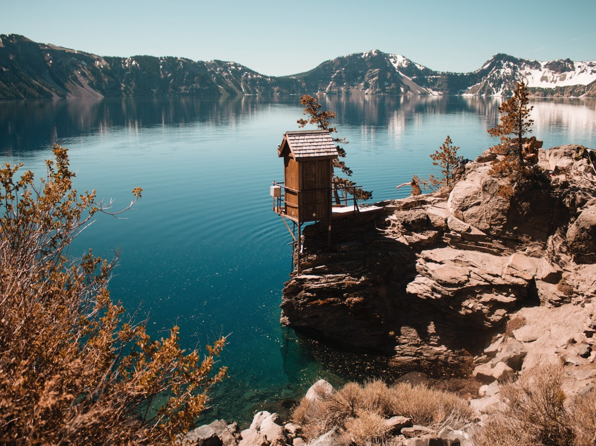 Oregon Weekend Getaways - Crater Lake