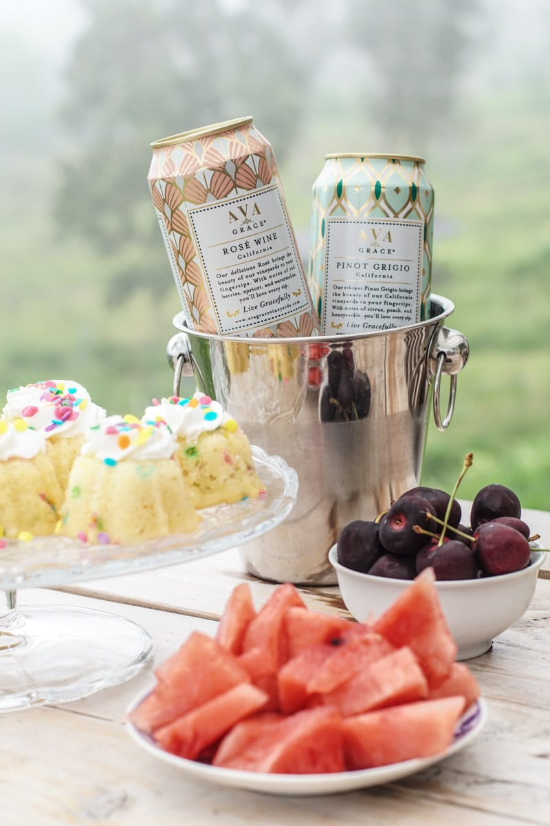 Savoring Summer Nights with AVA Grace Wines